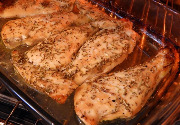 poulet miel citron3
